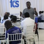 FCS Trains its 151 Grantees on Project Reporting