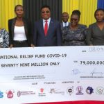 CSOs Contribute TZS 79m to Govt for Covid-19 Fight