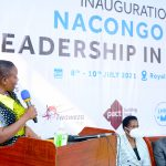 INAUGURATION OF NACONGO: MINISTER GWAJIMA CALLS FOR NEW NACONGO LEADERS TO ADHERE TO HIGH STANDARDS