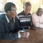 Community peace building and conflict resolution efforts succeed in Kondoa